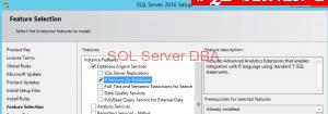 R Service SQL Server 2016 New Feature